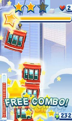 Download Tower bloxx my city Android free game.