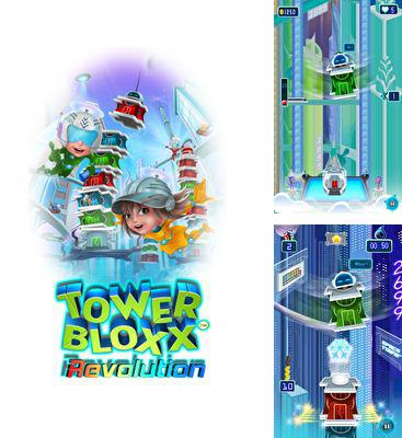In addition to the game Tower bloxx my city for Android phones and tablets, you can also download Tower Bloxx Revolution for free.