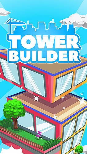 Tower builder: Build it обложка