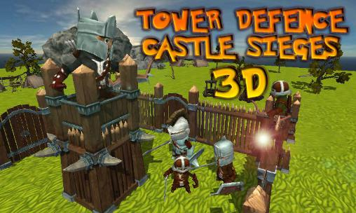Tower defence: Castle sieges 3D обложка