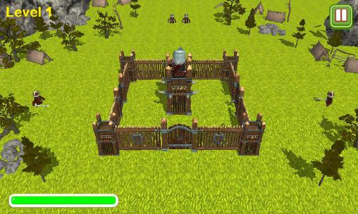 Download Tower defence: Castle sieges 3D Android free game.