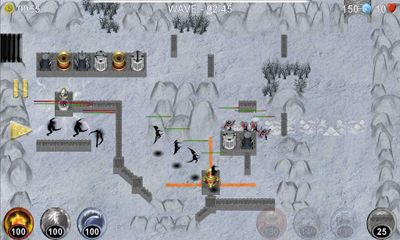 Tower Defence Heroic Defence screenshot 3