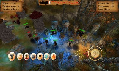 Download Tower Defense 3D - Fantasy Android free game.