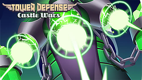 Tower defense: Castle wars обложка