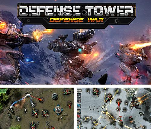 Tower defense: Defense zone