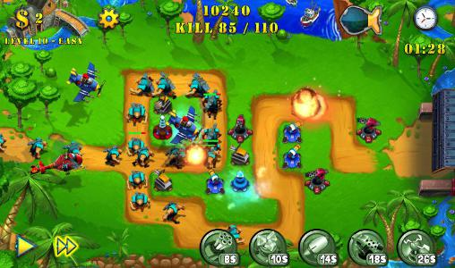 Гра Tower defense evolution 2 на Android - повна версія.