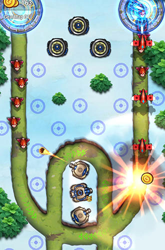 Tower defense: Galaxy 5 screenshot 5