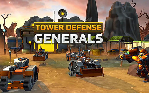 Tower defense generals TD poster
