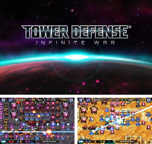 In addition to the game Tower Defense Nexus Defense for Android phones and tablets, you can also download Tower defense: Infinite war for free.