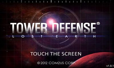 Tower Defense Lost Earth обложка