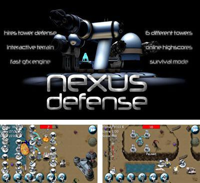 In addition to the game Blow the Flow for Android phones and tablets, you can also download Tower Defense Nexus Defense for free.