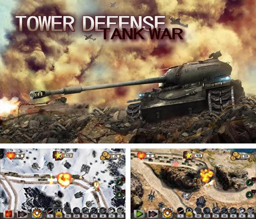 In addition to the game Total Defense 3D for Android phones and tablets, you can also download Tower defense: Tank war for free.