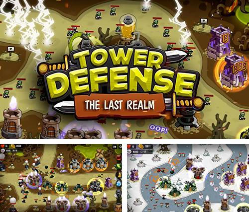 Tower defense: The last realm. Castle empire TD