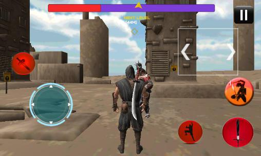 Tower ninja assassin warrior screenshot 3