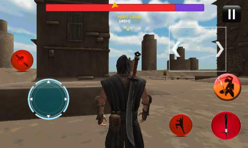 Tower ninja assassin warrior screenshot 5