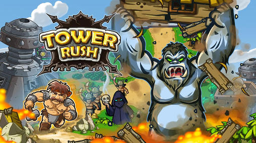 Tower rush poster