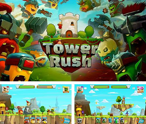 Tower rush: Online pvp strategy