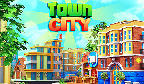 Town city: Village building sim paradise game 4 U обложка