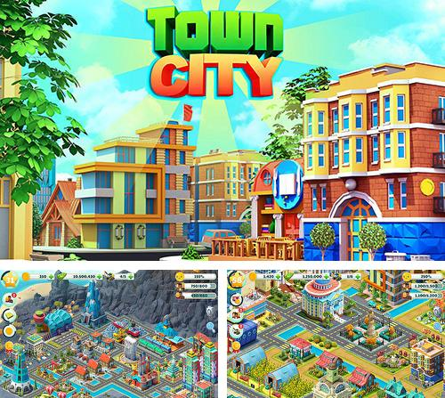 Town city: Village building sim paradise game 4 U