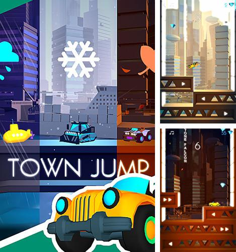 In addition to the game Pixel knight for Android phones and tablets, you can also download Town jump for free.