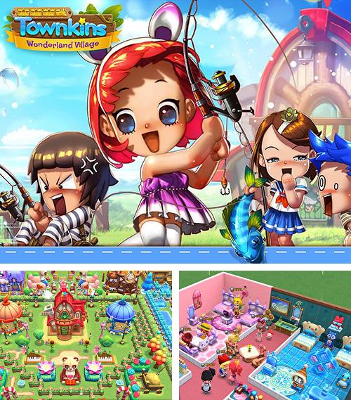 In addition to the game Townkins: Wonderland village for Android, you can download other free Android games for Nomi Ultra 2.