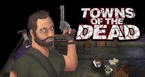 Towns of the dead poster