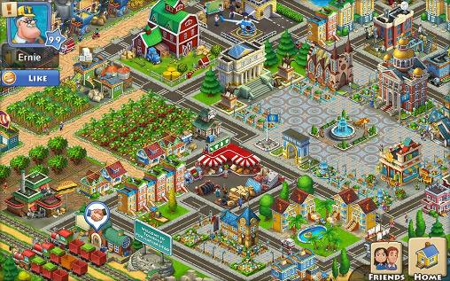 Download Township Android free game.