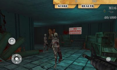 Download Toxin Zombie Annihilation Android free game.