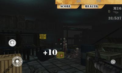 Get full version of Android apk app Toxin Zombie Annihilation for tablet and phone.