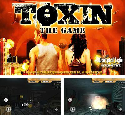 In addition to the game House of the Dead Overkill LR for Android phones and tablets, you can also download Toxin Zombie Annihilation for free.