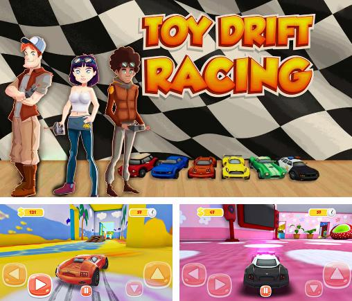 In addition to the game Overvolt: Crazy slot cars for Android phones and tablets, you can also download Toy drift racing for free.