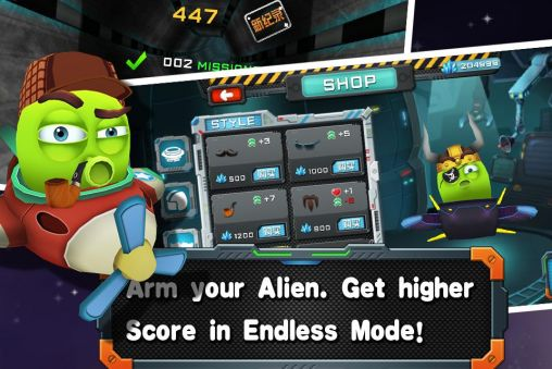 Screenshots of the Toy planet for Android tablet, phone.