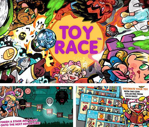 In addition to the game Storm the train for Android phones and tablets, you can also download Toy race for free.