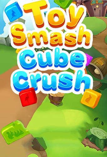 Toy smash: Cube crush collapse