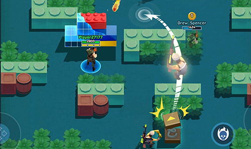 Toy soldier bastion screenshot 2