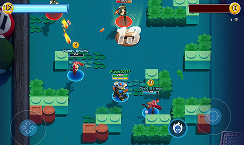 Toy soldier bastion screenshot 3