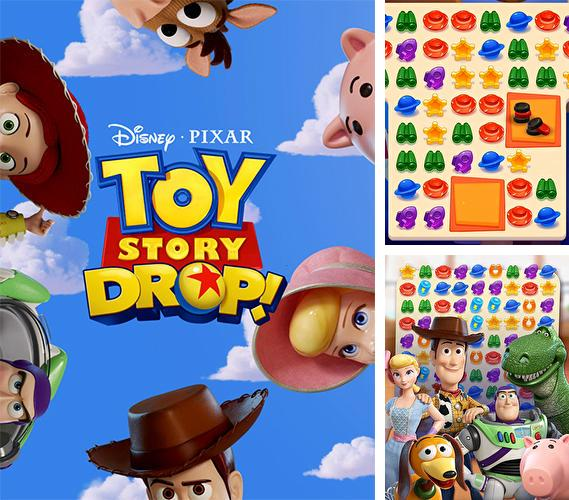 Toy story drop! You've got a friend in match-3!