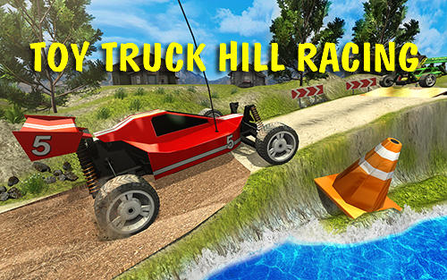 Toy truck hill racing 3D обложка