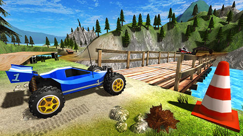 The Truck Game Where You Crash Cars To Get Points