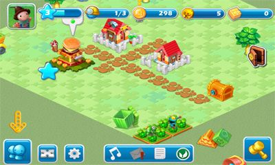 Screenshots von Toy Village für Android-Tablet, Smartphone.