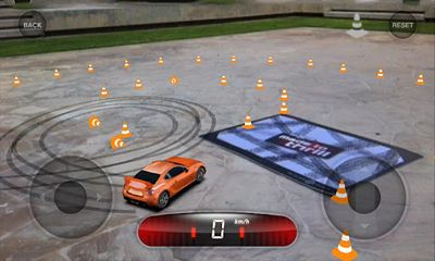Download Toyota 86 AR Android free game.