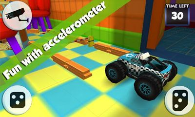 Screenshots of the Toy's Parking 3D for Android tablet, phone.