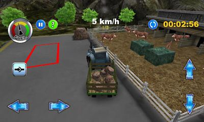 Download Tractor Farm Driver Android free game.