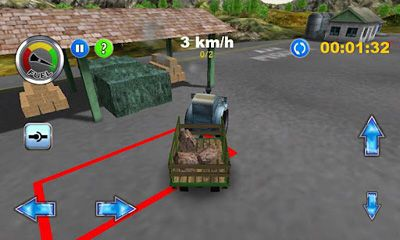 Tractor Farm Driver screenshot 3