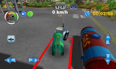 Tractor Farm Driver screenshot 5