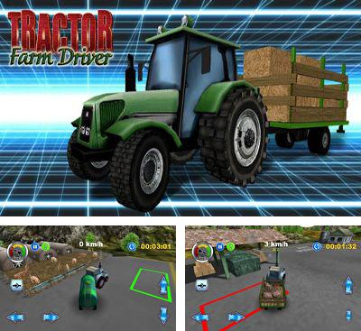 In addition to the game Lode Runner X for Android phones and tablets, you can also download Tractor Farm Driver for free.