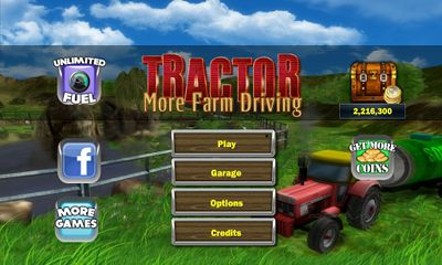 Tractor more farm driving screenshot 1
