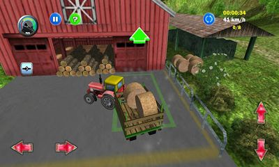 Tractor more farm driving screenshot 2