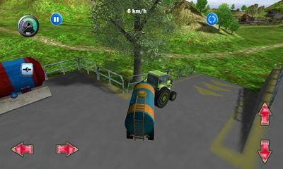 Tractor more farm driving screenshot 3