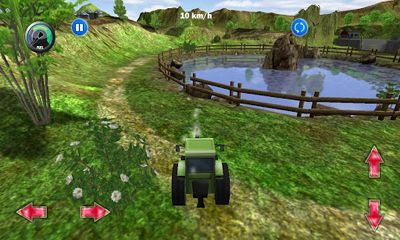 Screenshots von Tractor more farm driving für Android-Tablet, Smartphone.